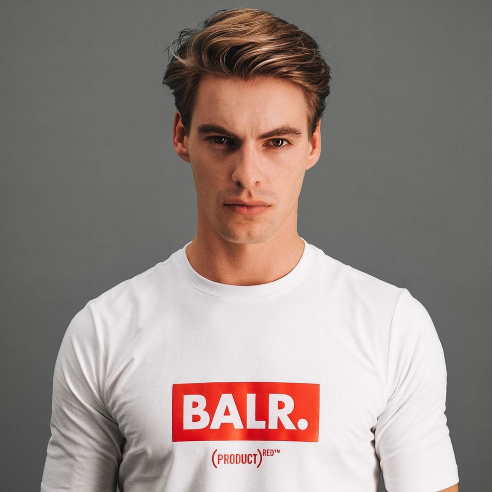 Support (RED) With BALR.
