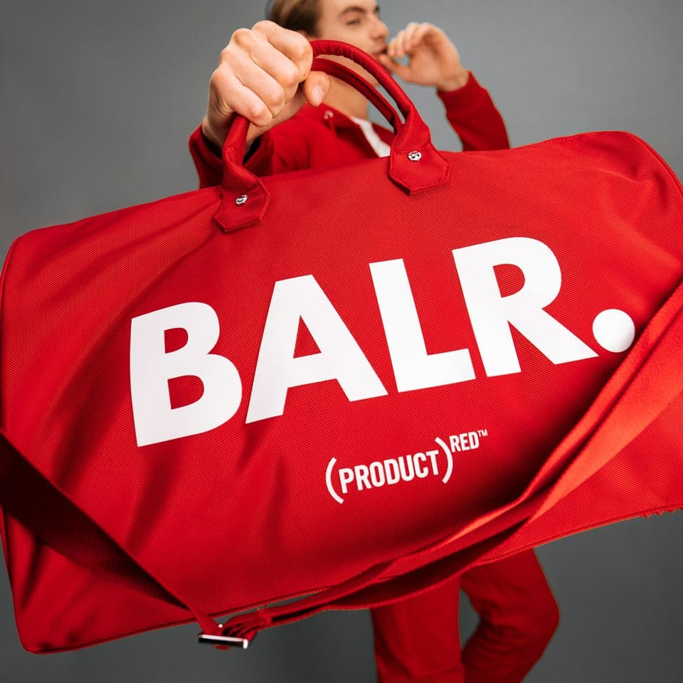 (RED) and BALR. Partnership Online Now