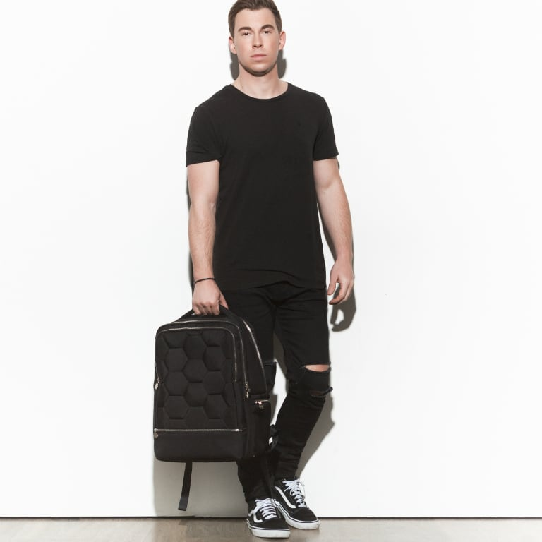 BALR. x Hardwell: The Launch of The Ultimate DJ Backpack