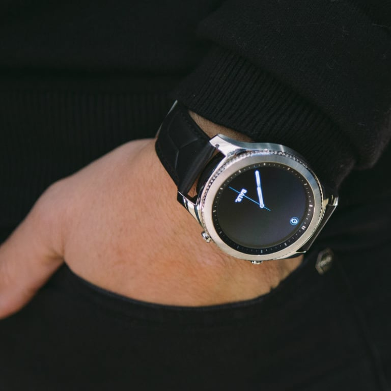 Introducing the Samsung Gear S3 BALR. Edition