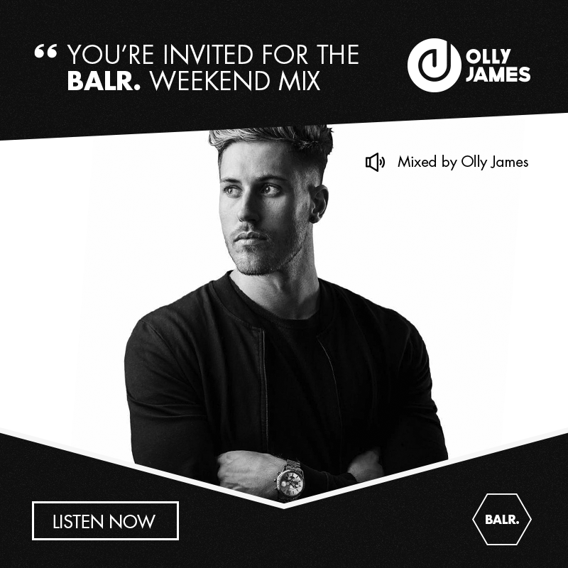 Stream The New BALR. Weekend Mix
