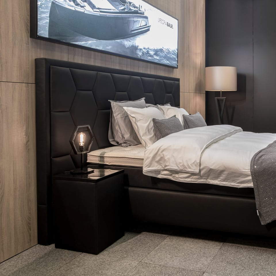 Sleep Like A BALR. With The BALR. Bed