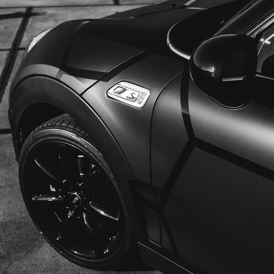 Introducing the BALR. MINI Cooper S Clubman