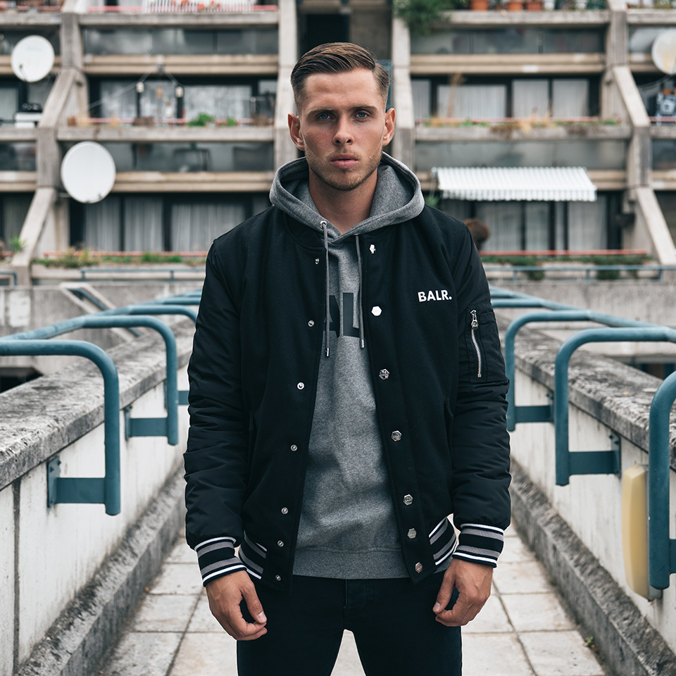 BALR. Interview With Football Player Charlie Colkett