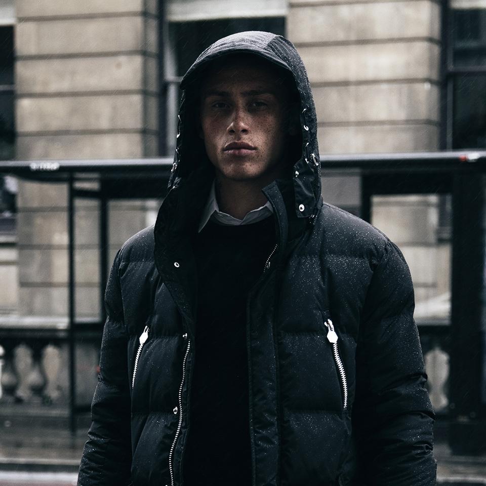 Fall Winter Londen BALR. Jacket