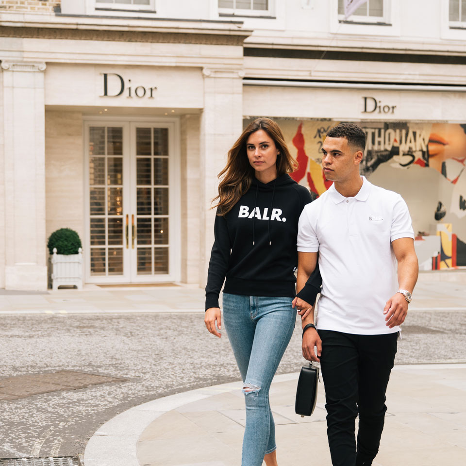 BALR. London Hotspots Shopping