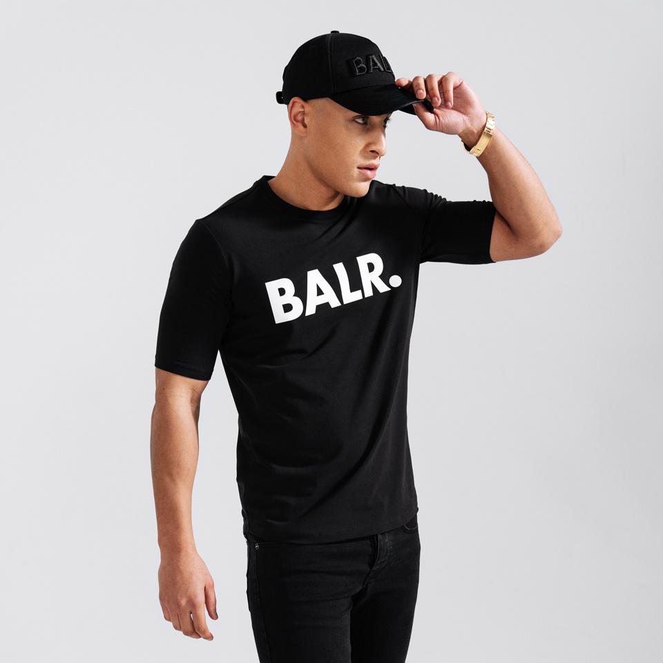 Black BALR. Brand T-Shirt