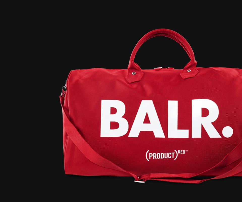 (BALR.)RED U-Series Duffle Bag