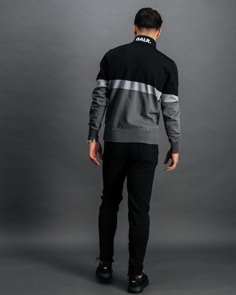 BALR. Premium Track Pants Black Back