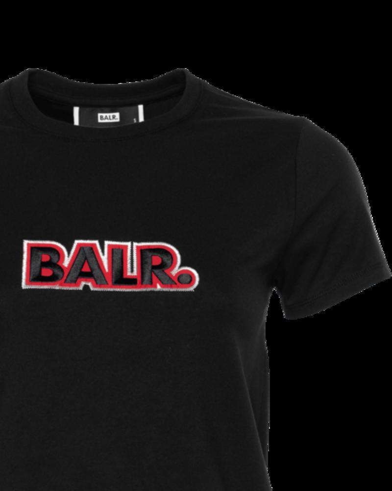 BALR. Embroidered T-Shirt Women