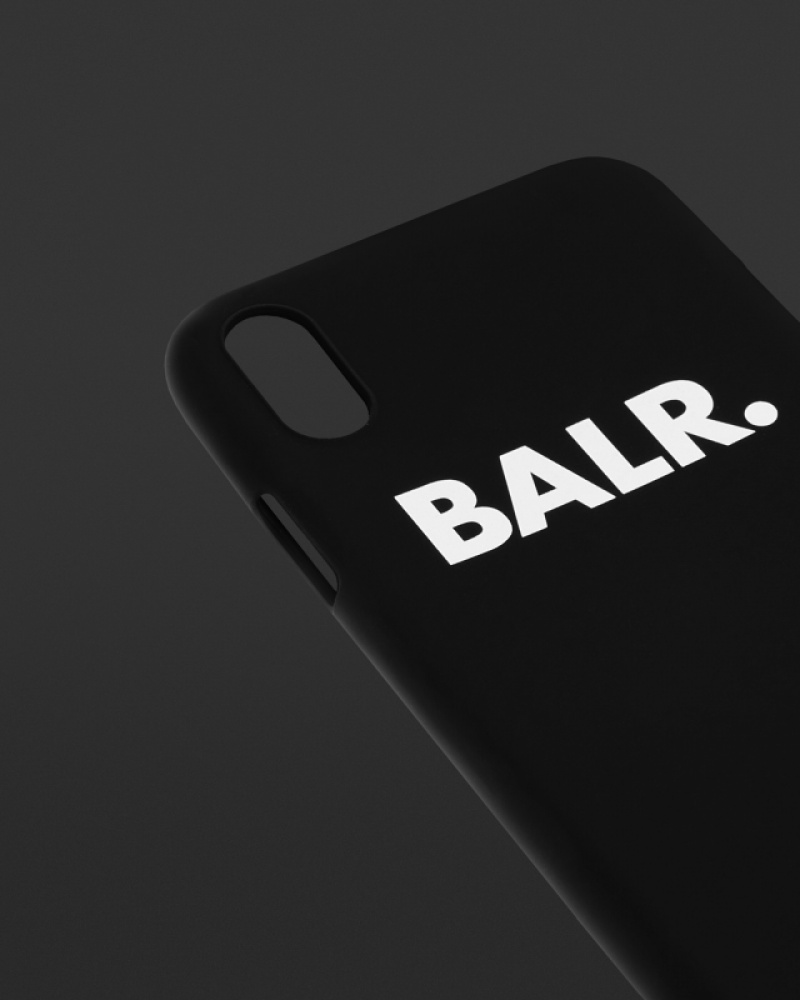 huge selection of 56c17 c7d63 BALR. Silicone iPhone X Case | The Official BALR. website. Explore ...