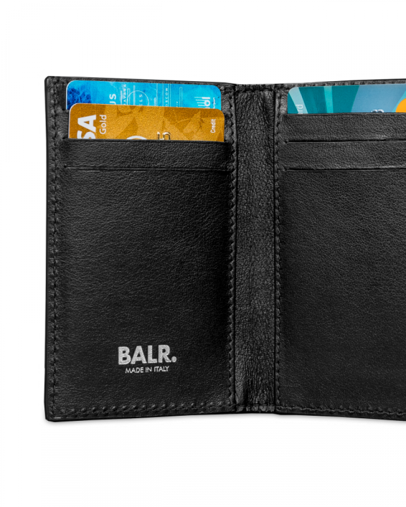 dbba3dab17c Leather Card Holder | The Official BALR. website. Discover the new ...