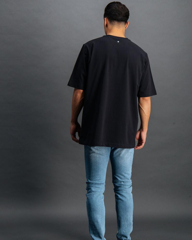 BALR. Oversized logo Shirt Back