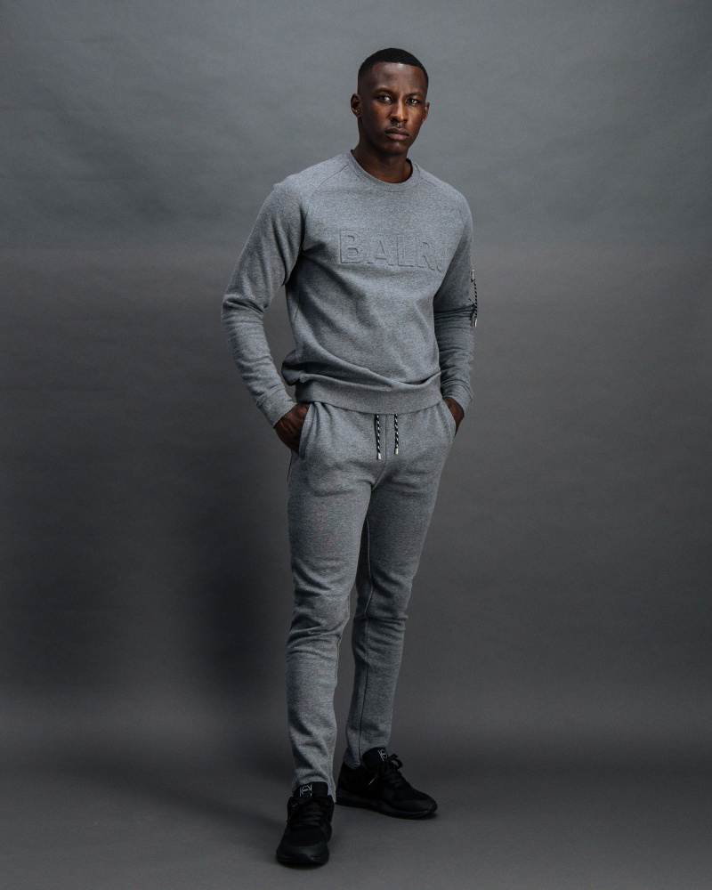 BALR. Embossed Cord Front
