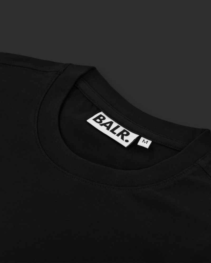 Black Shirt Detail