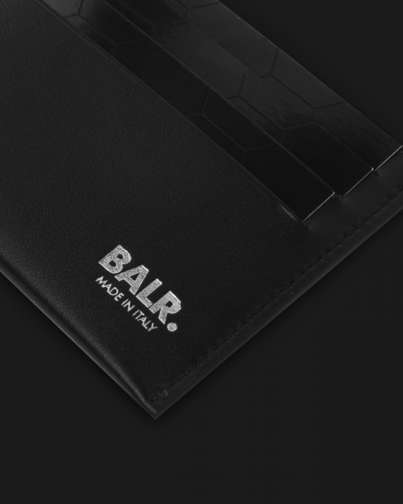 657913ca820 Leather Slim Card Holder | The Official BALR. website. Discover the ...