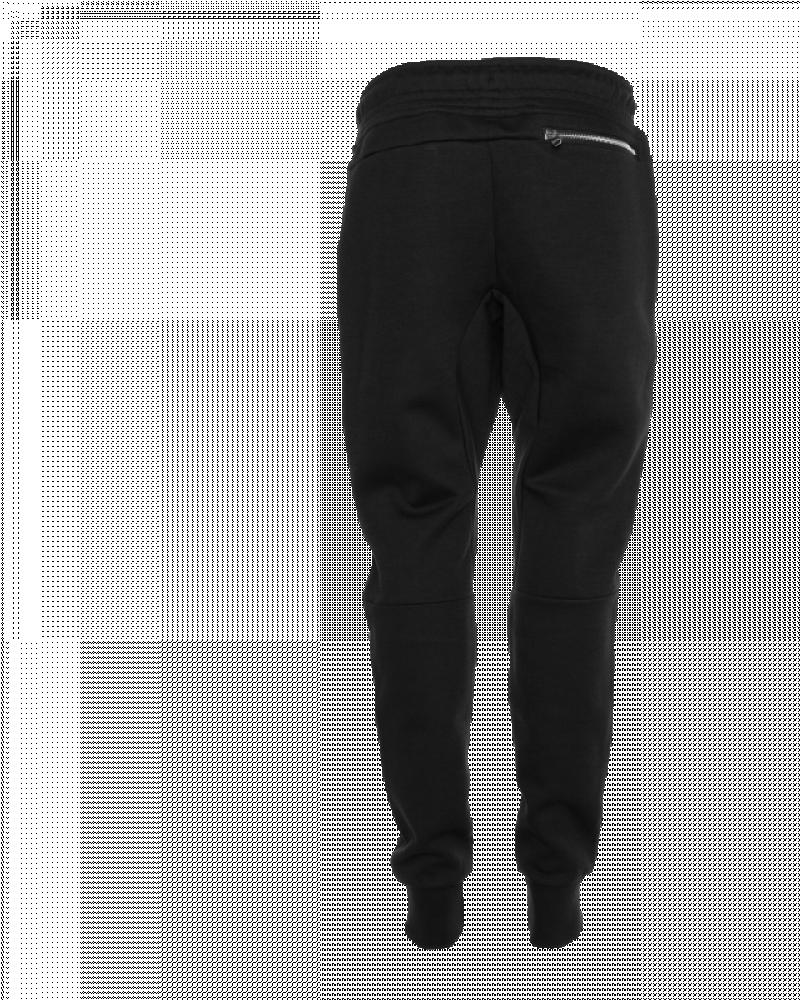 Q-series Classic Sweatpants Black Back
