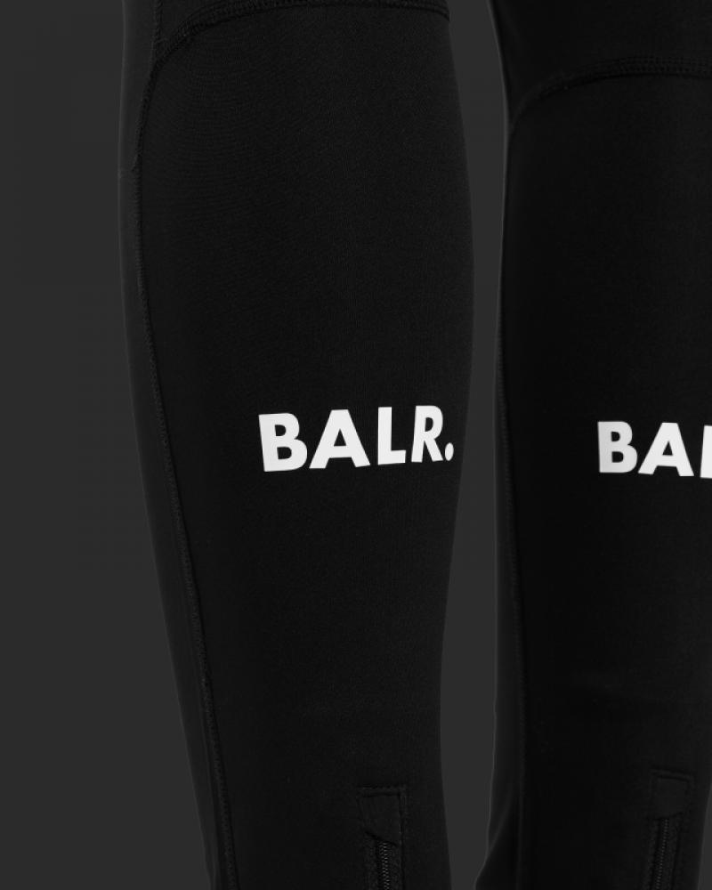 Workout Pants Black Detail