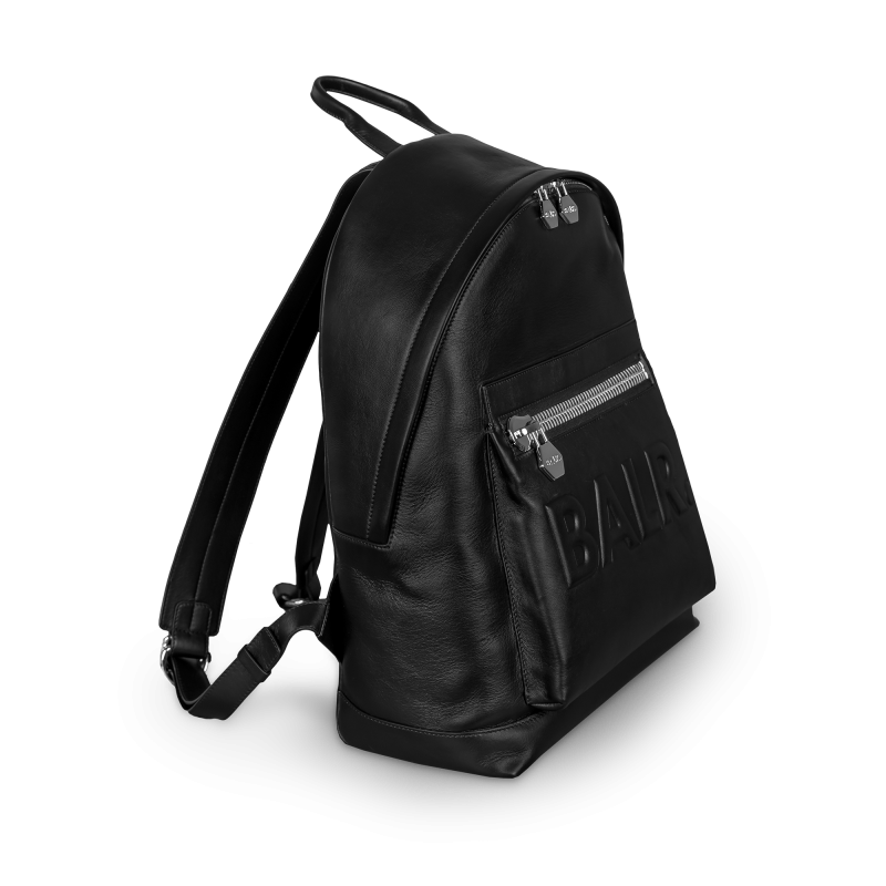 Zijkant Leather Grande Backpack