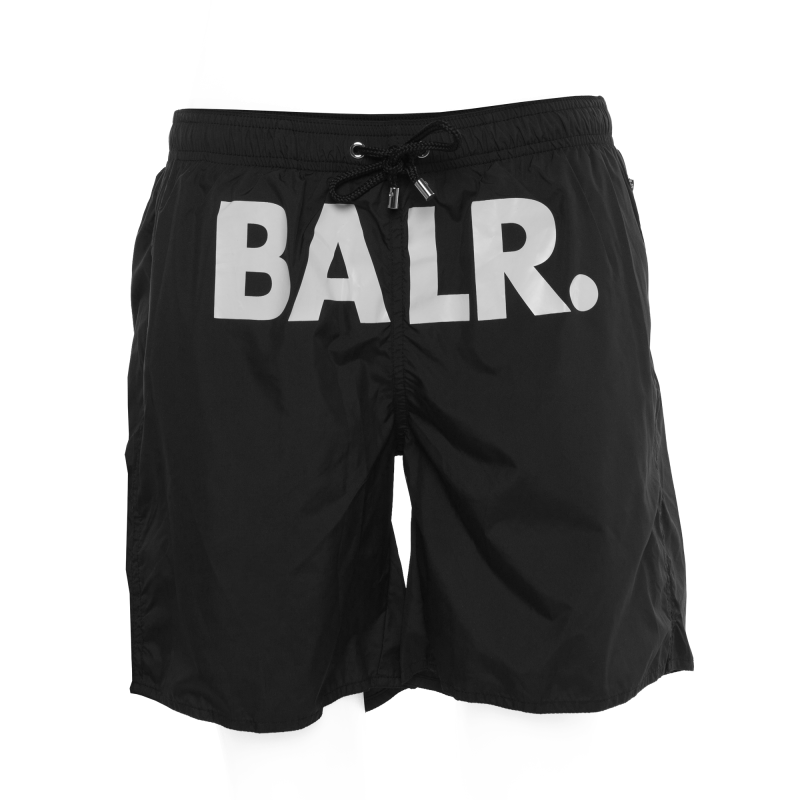 BALR. Swim Shorts Black