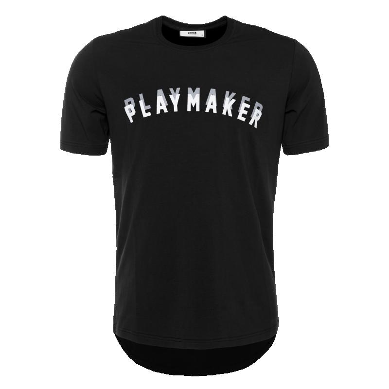 BALR. Playmaker 10 T-Shirt Black
