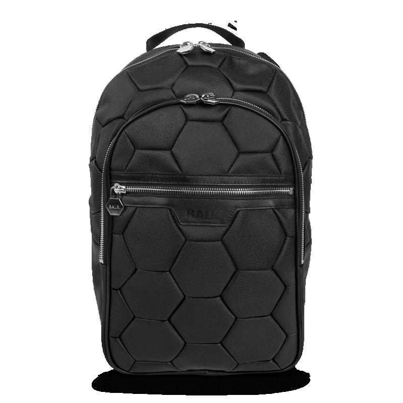 Black Backpack Front BALR. b99146104be74