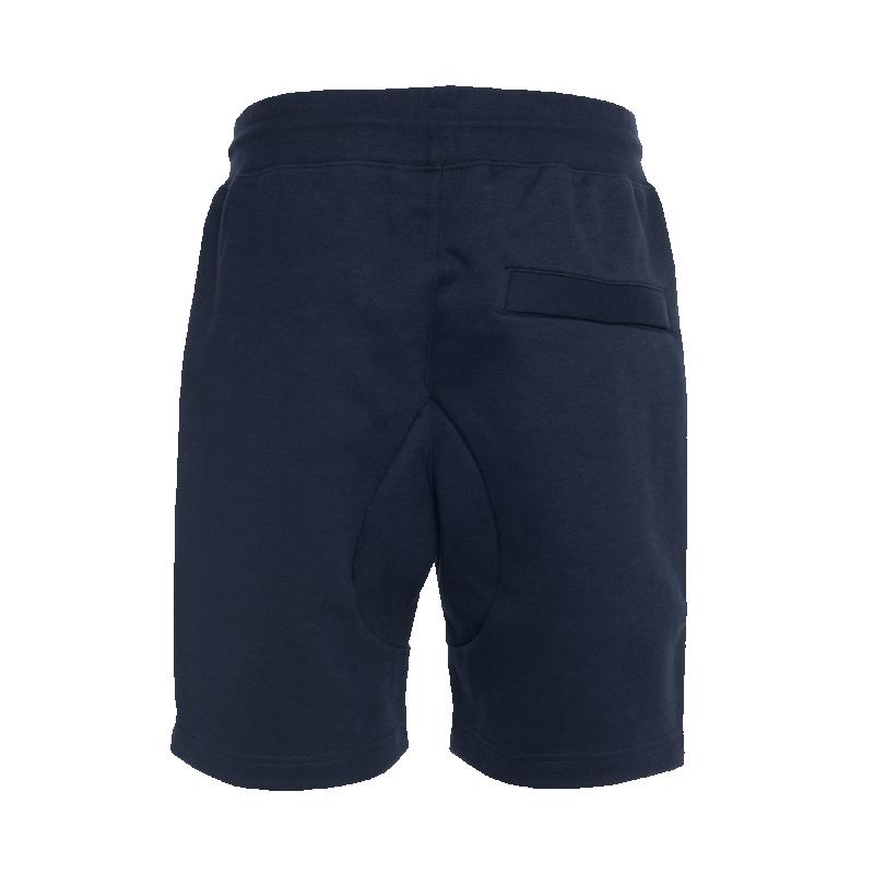 Achterkant BALR. Q-Series Sweat Shorts Renewed Marineblauw