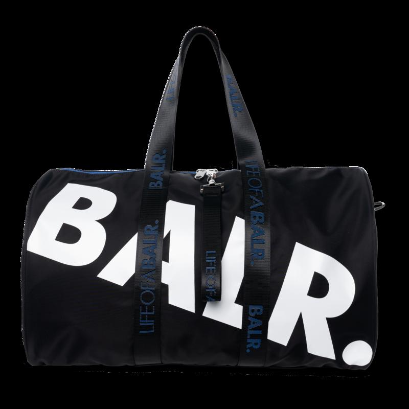 BALR. Brand U-Series Duffle Bag Black