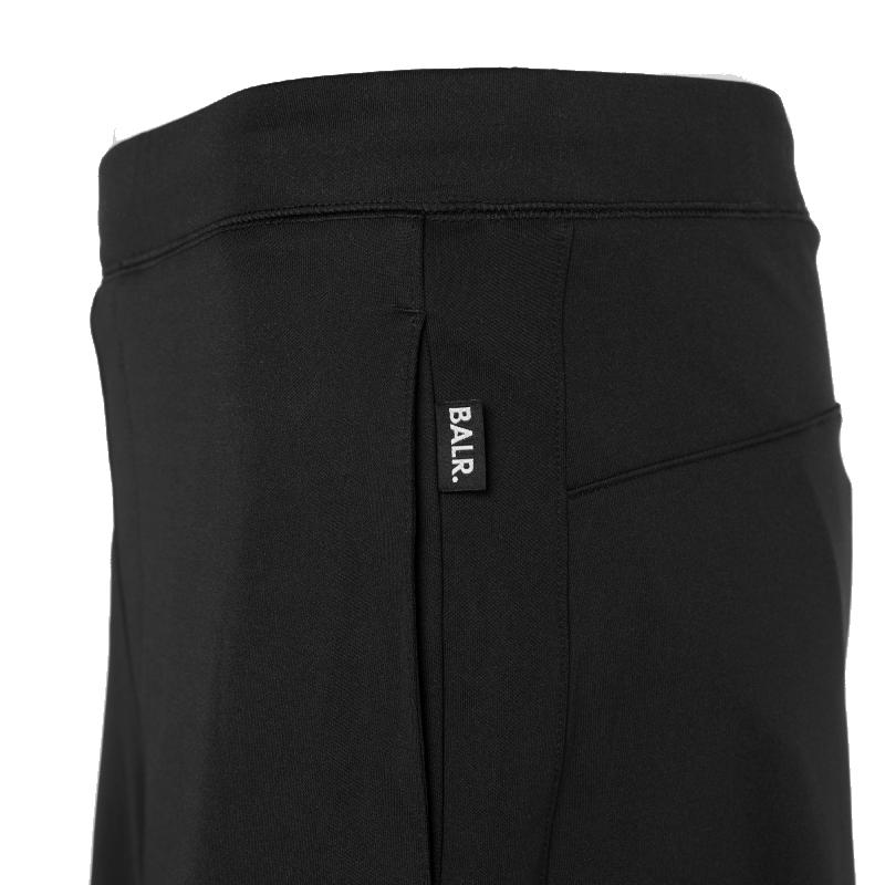 Workout Shorts Black Side