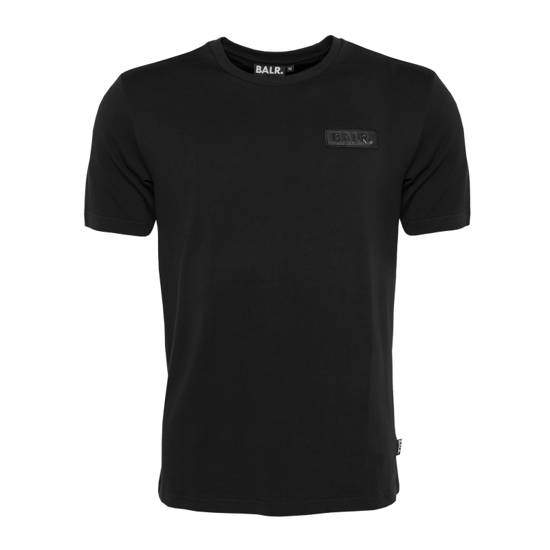 BL - Badge Label T-Shirt Black