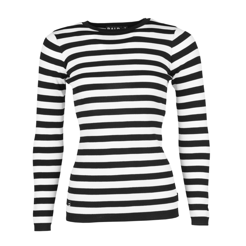 Women Striped Longsleeved Shirt