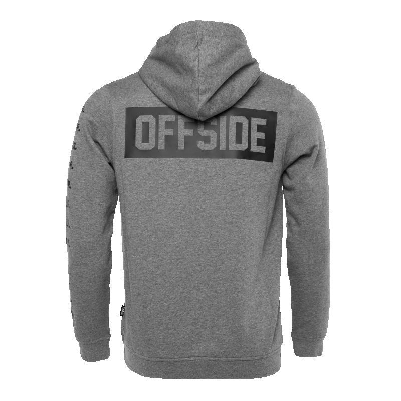 Offside Hoodie Grey