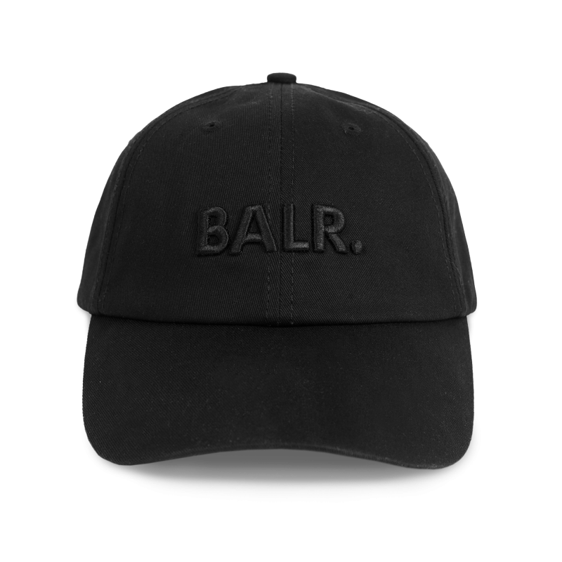 Women Classic Cap Black on Black
