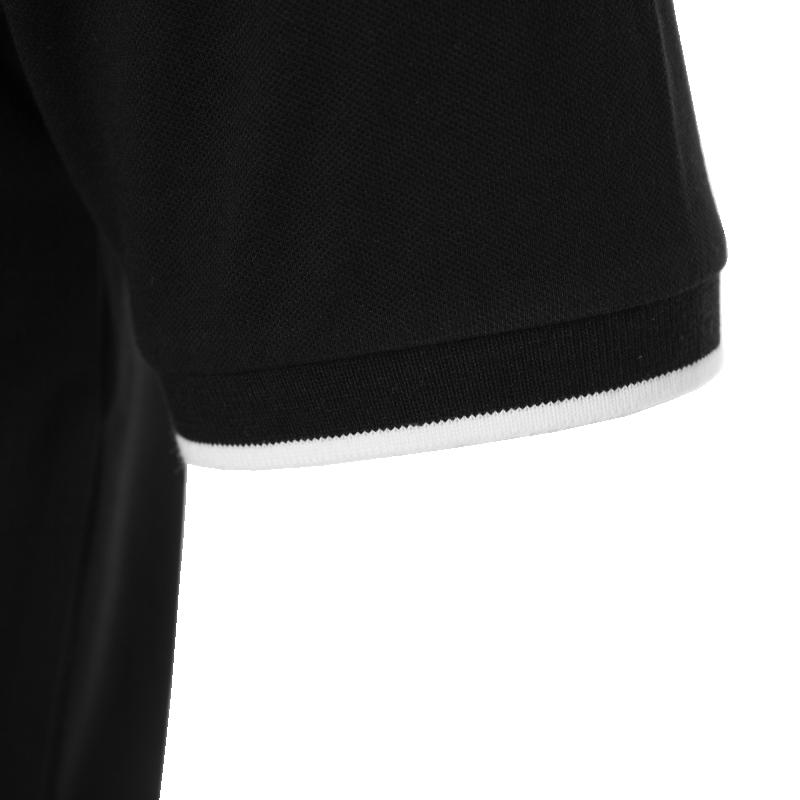 Black Badge Polo Sleeve
