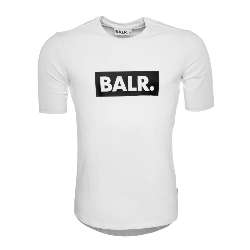 White Club Shirt Front