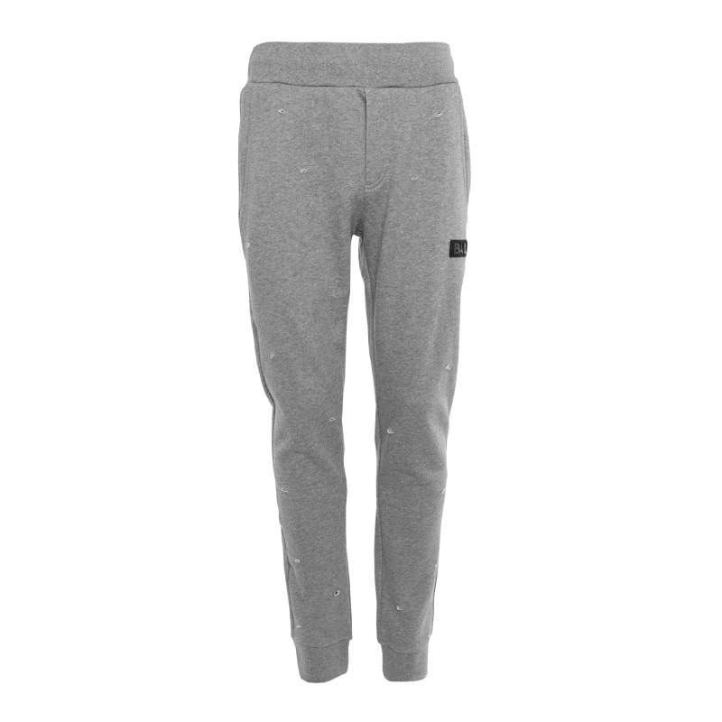 Distressed Sweatpants Grey