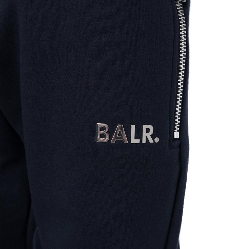 BALR. Q-series Classic Sweatpants Navy Detail