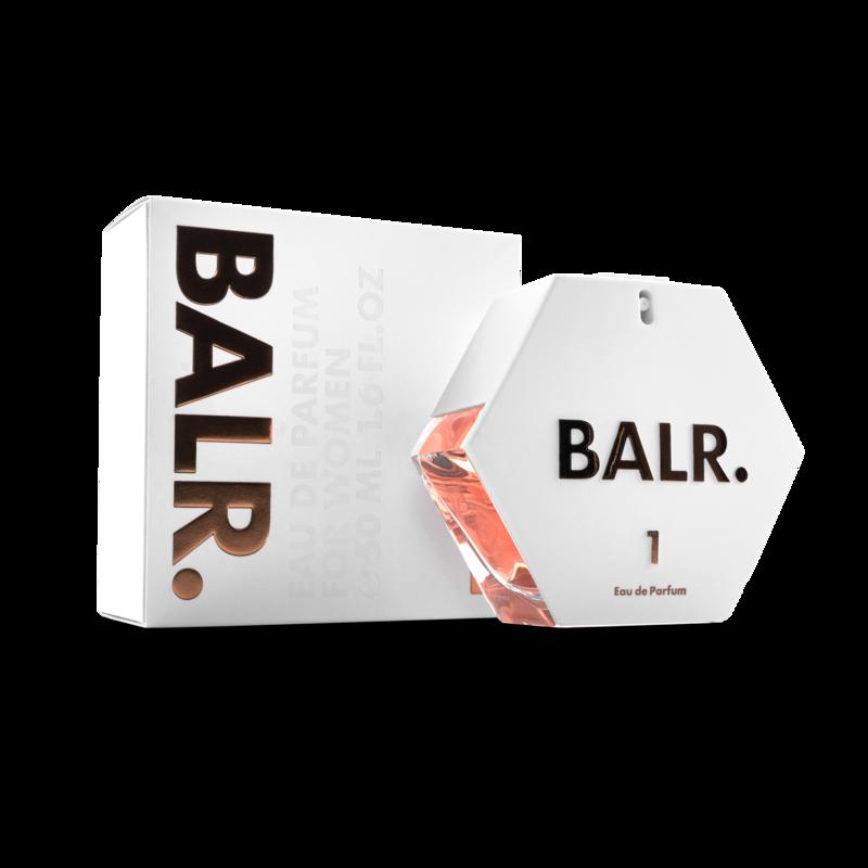 BALR. 1 Eau de Parfum Women 50ml package & product