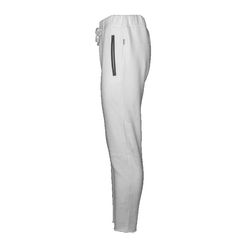 Detail Women Sweatpants White