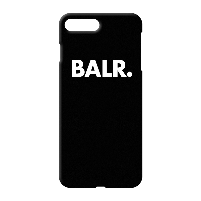 Signature BALR. iPhone 7 Plus Case Black