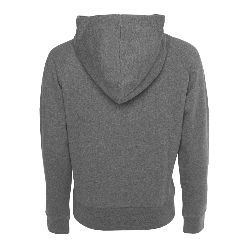 Women Club Hoodie Grey Back