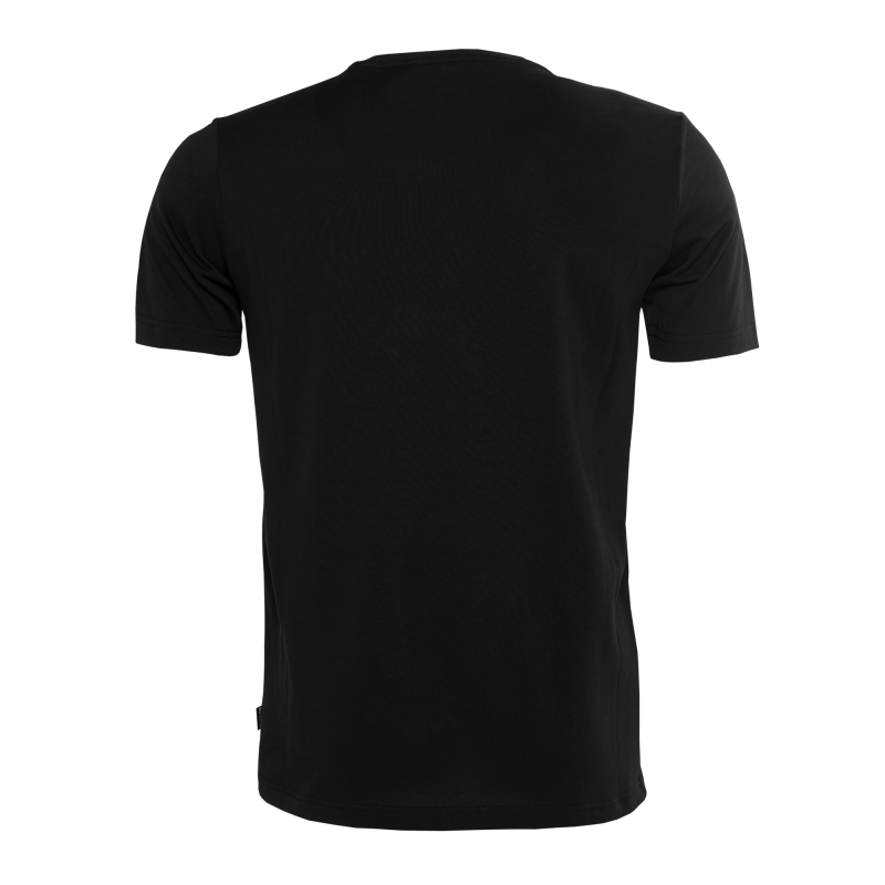 Flag T-Shirt Camo Black Back