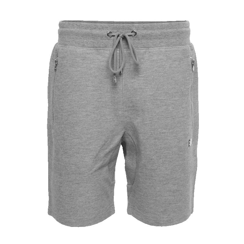 BALR. Q-Series Sweat Shorts Renewed Grey Front