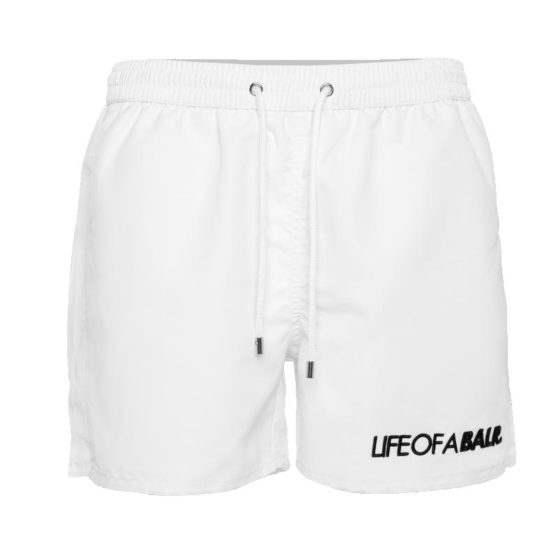 ab9b6320e9 Classic Swim Shorts White Balr - Fashion webwinkel