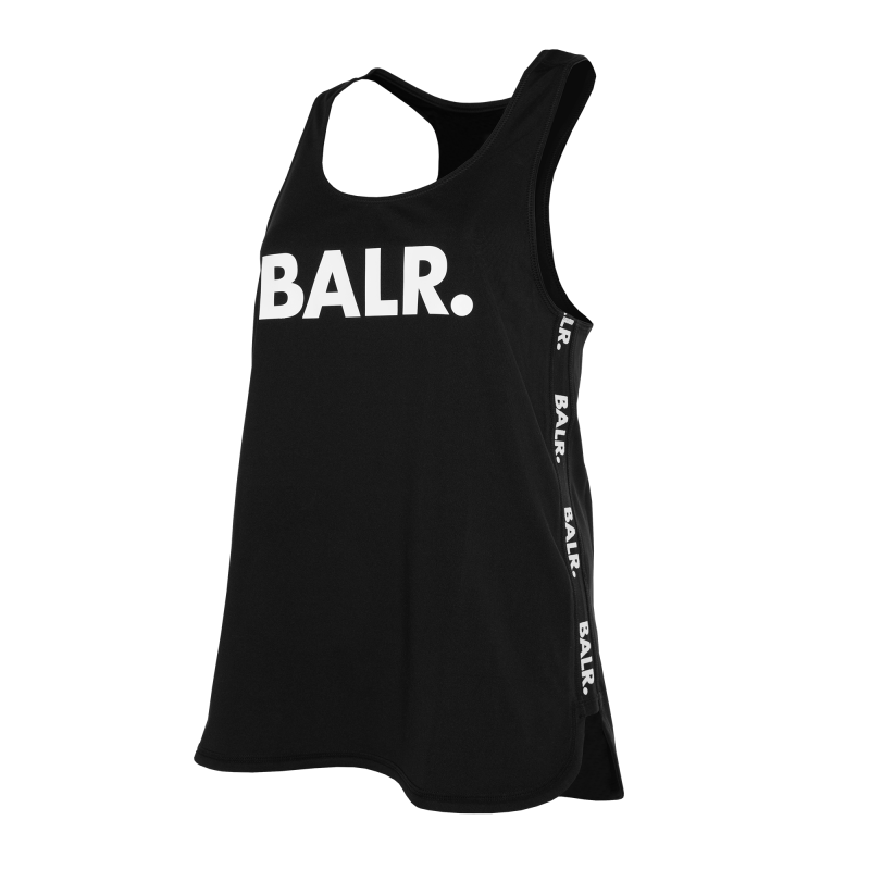 Women Workout Tank Top Side