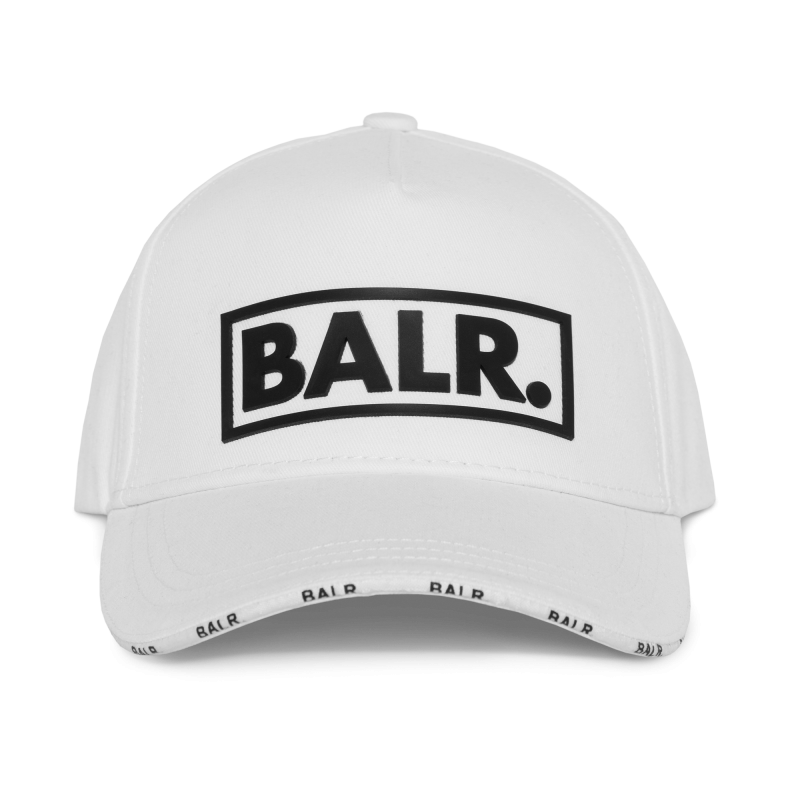 Classic Box Logo Cap White