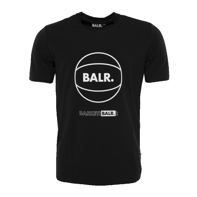 BasketBALR. T-Shirt Black