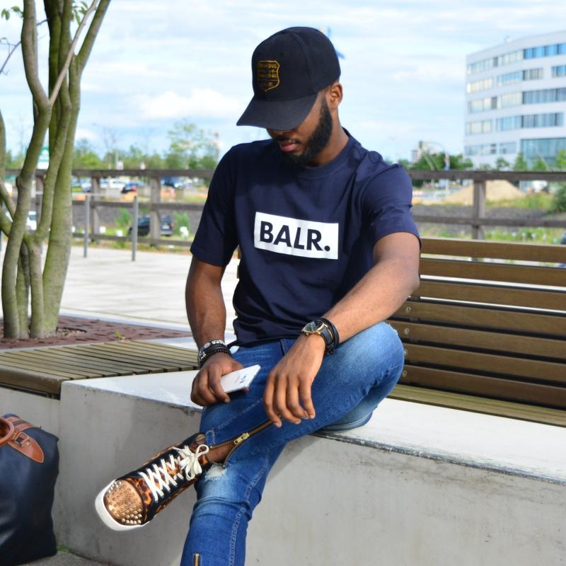 Navy Club Shirt Lifestyle