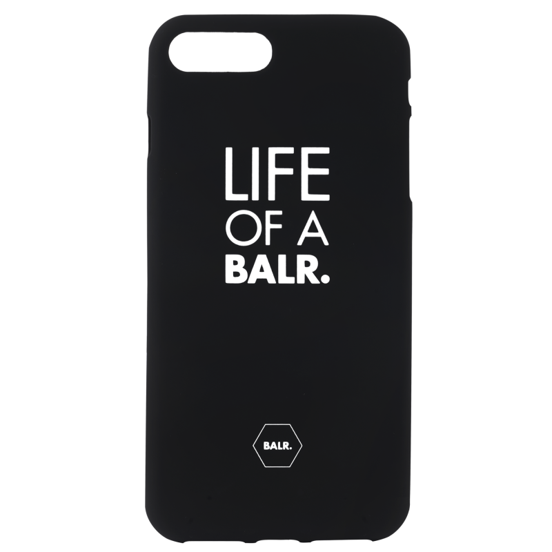 LOAB. Silicone iPhone 8+ Case