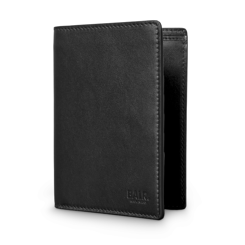 Leather Passport Cover Standing